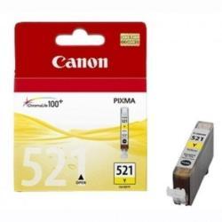 Canon CLI-521Y Yellow 2936B001