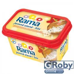 Rama Sós Light Margarin 3 Növényi Olajjal 39% (500g)