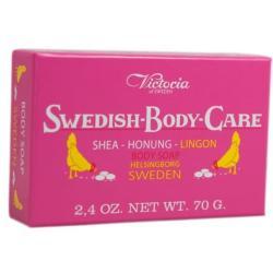 Victoria Shea-méz-vörösáfonya szappan 70g