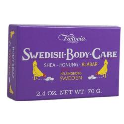 Victoria Shea-méz-kékáfonya szappan 70g