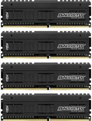 Crucial 16GB (4x4GB) DDR4 3000MHz BLE4C4G4D30AEEA
