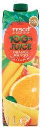 Tesco Narancs-mangó gyümölcslé 1L