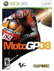 Capcom MotoGP 08 (Xbox 360)