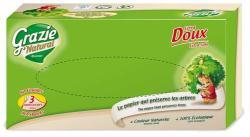 Grazie Natural Papírzsebkendő 80db