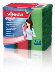Vileda Style mosogatószivacs 3 db-os