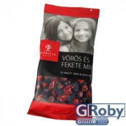 Nobilis Vörös és fekete aszalt gyümölcsök étcsokoládéval 100g