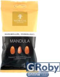 Nobilis Karamell-csokoládé manduladrazsé 100g