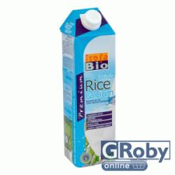 Abafoods Bio rizsital növényi kalciummal 1L