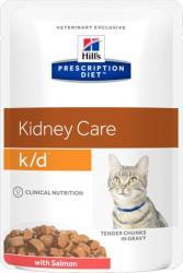 Hill's PD Feline K/D Salmon 12x85g
