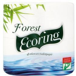 Forest Ecoring 2 rétegű toalettpapír 4 tekercs