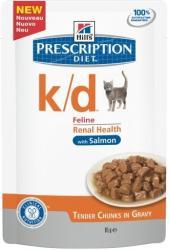 Hill's PD Feline K/D Salmon 85g