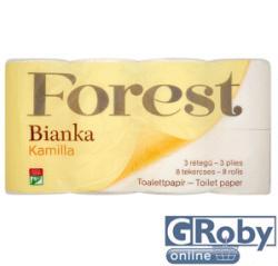 Forest Bianka kamillás toalettpapír 8db