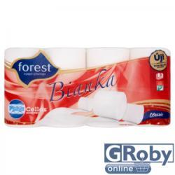 Forest Bianka Classic toalettpapír 16db