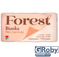 Forest Bianka méz-mandula toalettpapír 8db