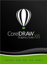 Corel CorelDRAW Graphics Suite X8 Upgrage LCCDGSX8MLUG1