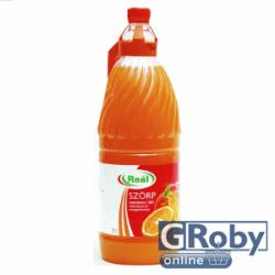 Reál Narancs ízű szörp 2L