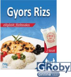 Vásárlás  F F Előgőzölt gyors rizs (2x125g) Rizs árak ... 49ac384b04