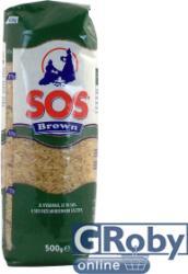 SOS Barna rizs 500g