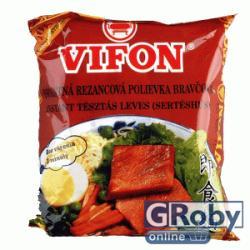VIFON Sertéshús ízű tésztaleves 60g