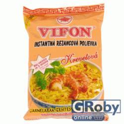 VIFON Garnélarák ízű tésztás leves 60g