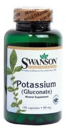 Vitaking Potasiu (Potassium) 99mg - 100 comprimate