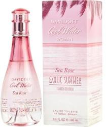 Davidoff Cool Water Woman Exotic Summer Sea Rose EDT 100ml