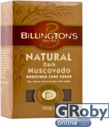 Billington's Muscovado Sötét Nádcukor 500g
