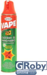 VAPE Ko2 Csótány Hangyairtó Spray 400ml