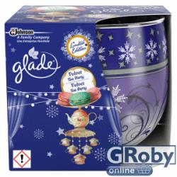 Glade Velvet Tea Party Limited Edition 120g