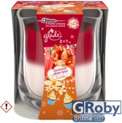 Glade Luminous Apple Spice Vanília Limited Edition 2:1 135g