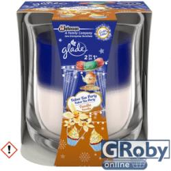 Glade Velvet Tea Party Vanília Limited Edition 135g