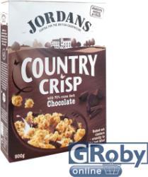 Jordan's Étcsokoládés gabonapehely 500g