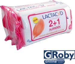 Lactacyd Sensitive Intim Törlőkendő 3x15db