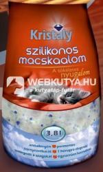 Kristály Szilikonos Macskaalom 3.8L
