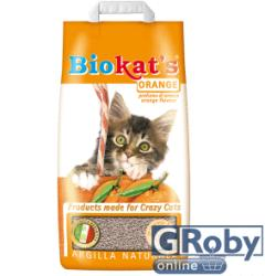 Biokats Orange Classic Macskaalom 5kg