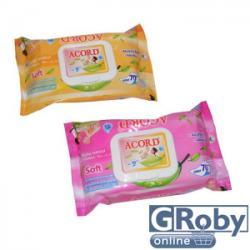 Acord Baby Törlőkendő 70db