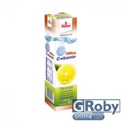 Haas C-vitamin 1000mg pezsgõtabletta 20db