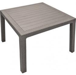 Quarted kerti műanyag asztal