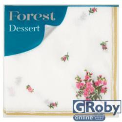 Forest Szalvéta 55db