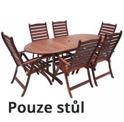 Marina fa asztal