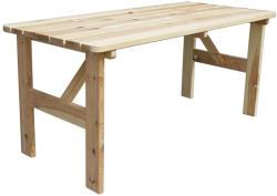 Viking fa asztal 200cm