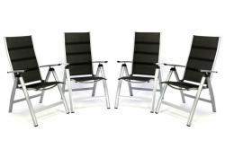 4db luxus, állítható, összecsukható szék