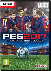 Konami PES 2017 Pro Evolution Soccer (PC)