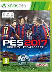 Konami PES 2017 Pro Evolution Soccer (Xbox 360)