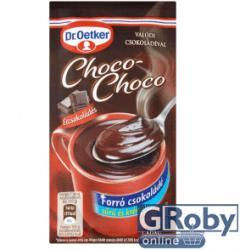Dr. Oetker Choco-Choco étcsokis forró csokoládé 32g