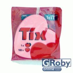 Tix Szív alakú tömb