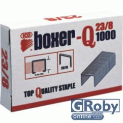 Boxer 23/8 tűzőgépkapocs 1000db