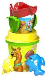 Dema Stil Scooby-Doo közepes homokozó készlet, 7 részes (ADEM-WB-1807-SD)