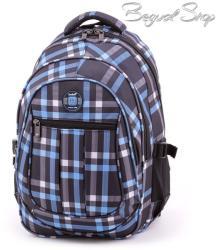 budmil fekete-kék hátizsák (111184/S10)