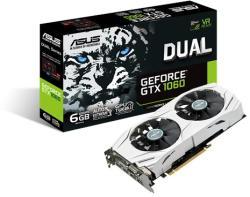 ASUS GeForce GTX 1060 6GB GDDR5 192bit PCI-E (DUAL-GTX1060-6G)